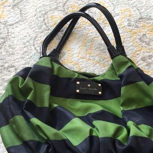 Kate spade Cambridge blue green
